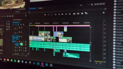 video editing gratis