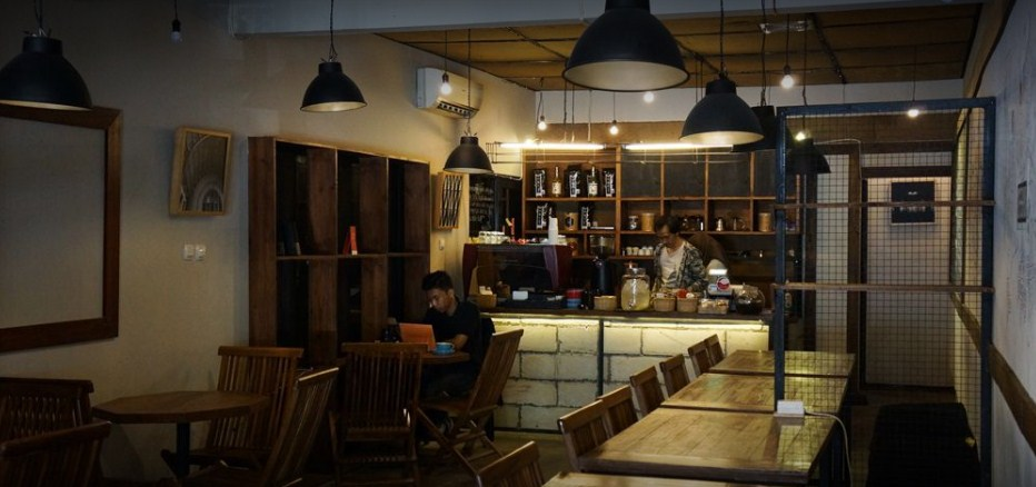 Hegemony Coffee and Eatery